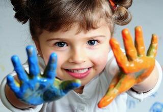 Три-шесть лет развитие и воспитание детей