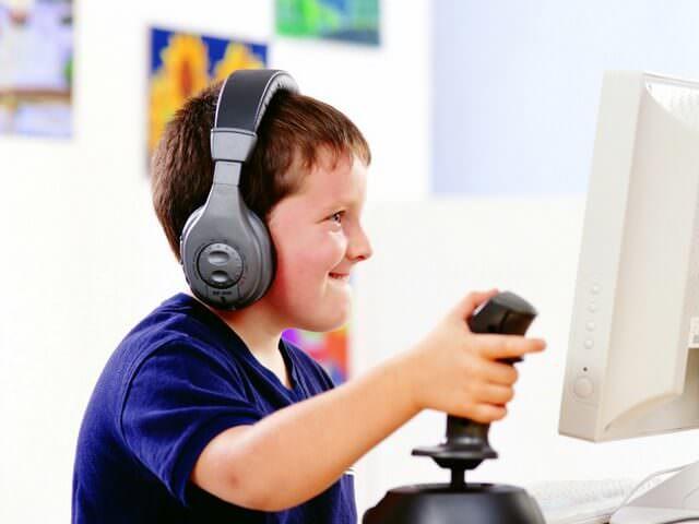 Пристрастие к видеоиграм