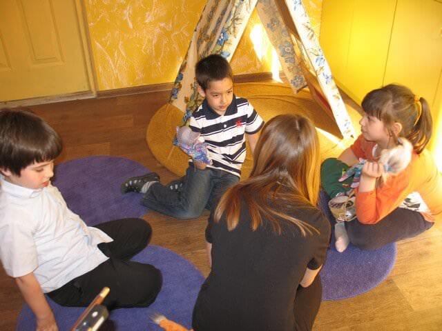 Сказочная терапия для дошкольников