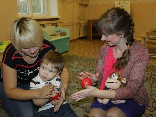 Развивающие игры для особенных детей
