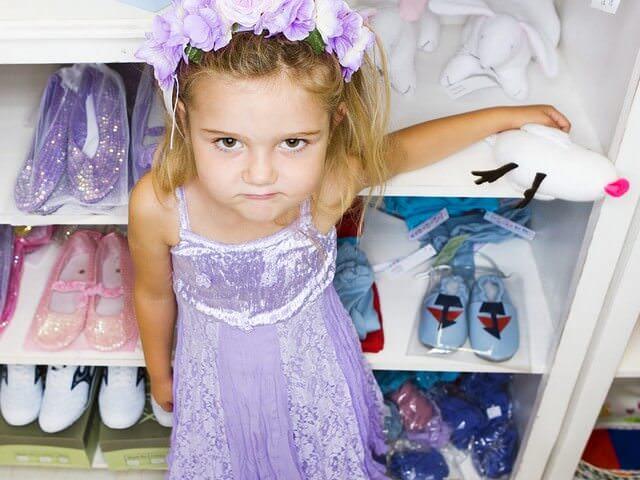 Трехлетняя девочка