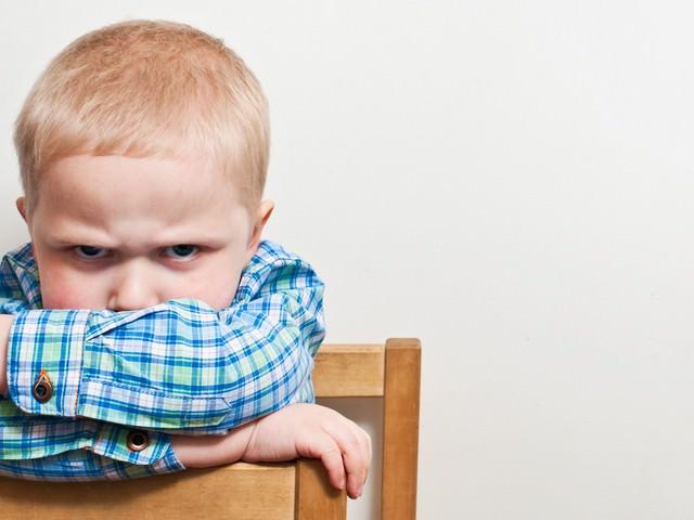Злость и обида у ребенка