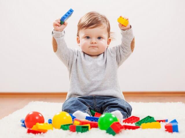 чем увлечь ребенка в полтора года