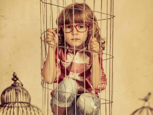 Подавление детской личности