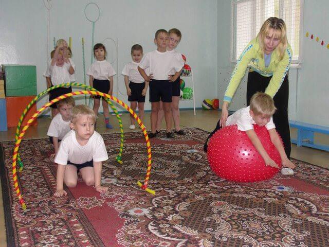 Детские спортивные соревнования