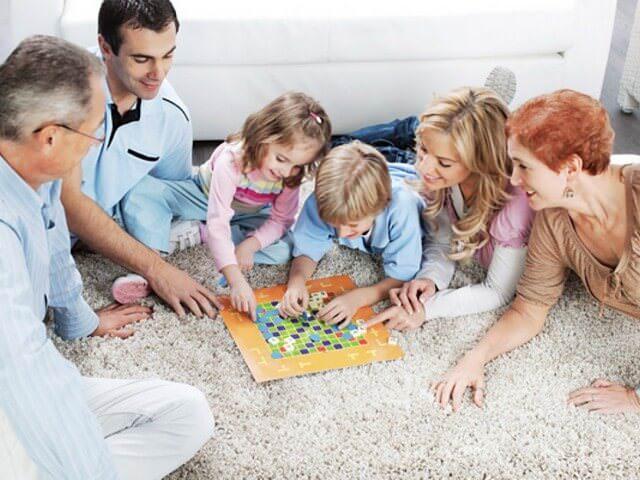 Воспитание во время игры
