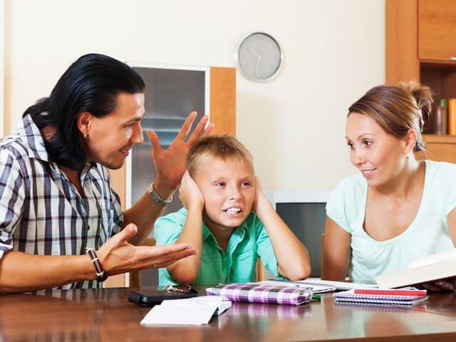 Навязывание родительской точки зрения