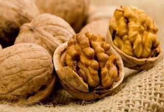 Вкусные орешки