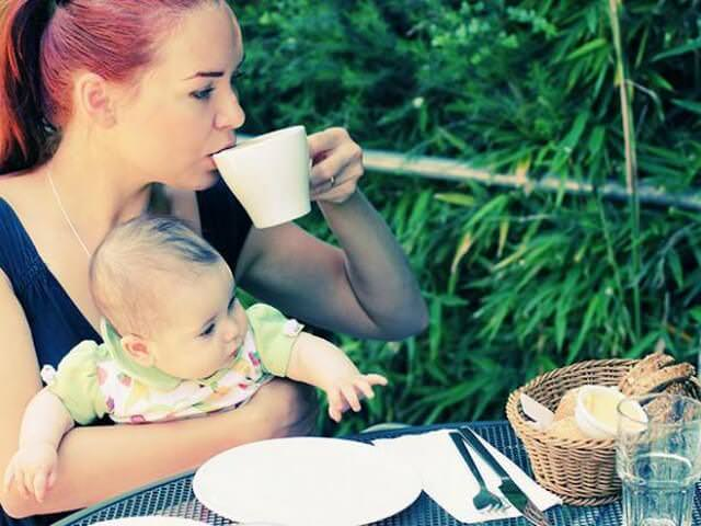 можно ли кофе при грудном кормлении