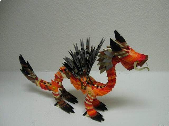 Малыш дракончик