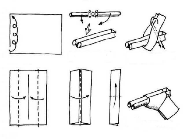 Изготовление двухствольного оружия