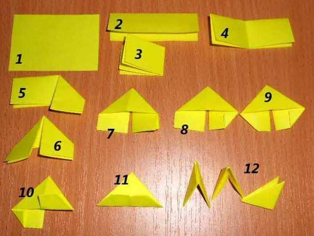 Как сделать машину оригами из бумаги 199