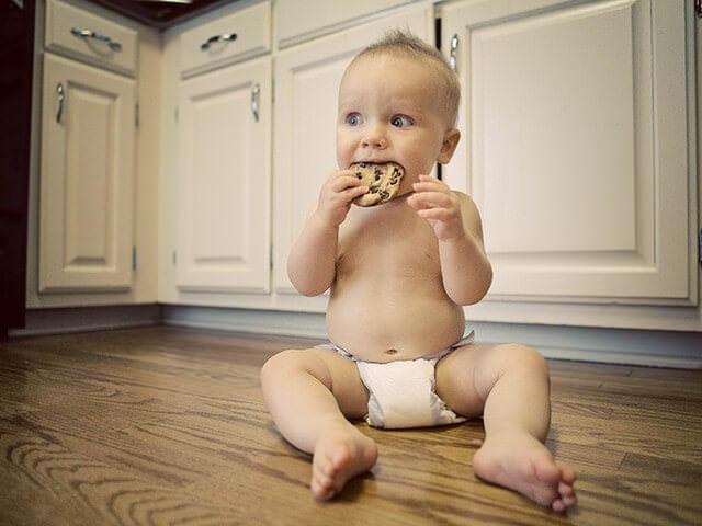 пища ребенка в 1 год