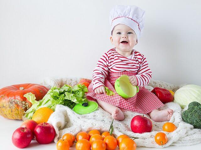 Питание ребенка в 9 месяцев | Примерное меню блюд
