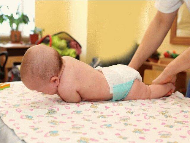 Гимнастика для малыша