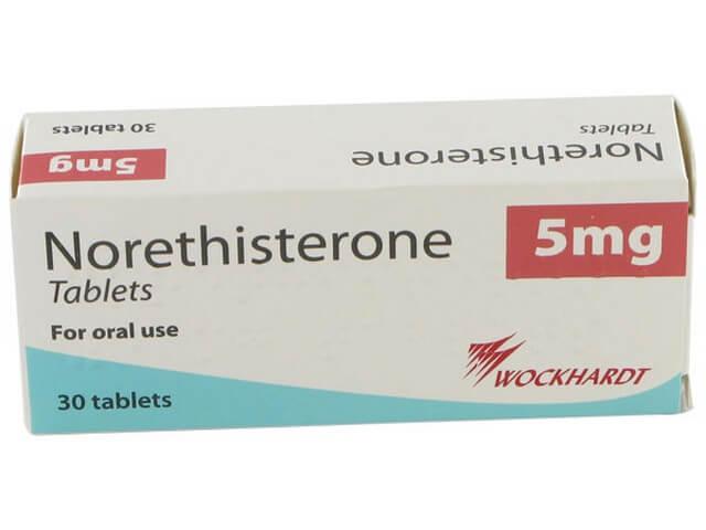 Таблетки Норетистерон