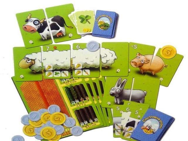 Карточки и монетки