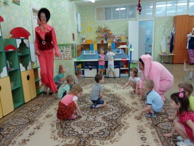 Развлеченья для детей
