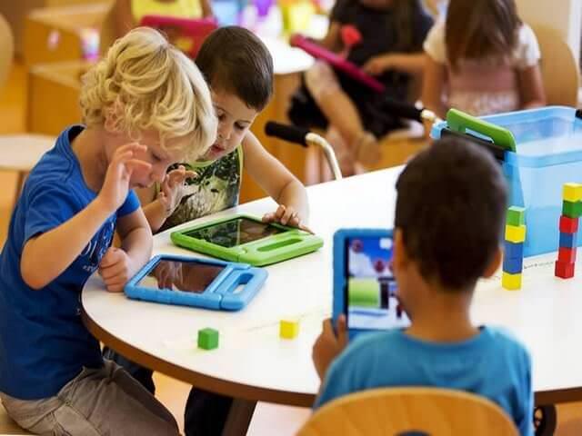 Развитие детей за компьютером