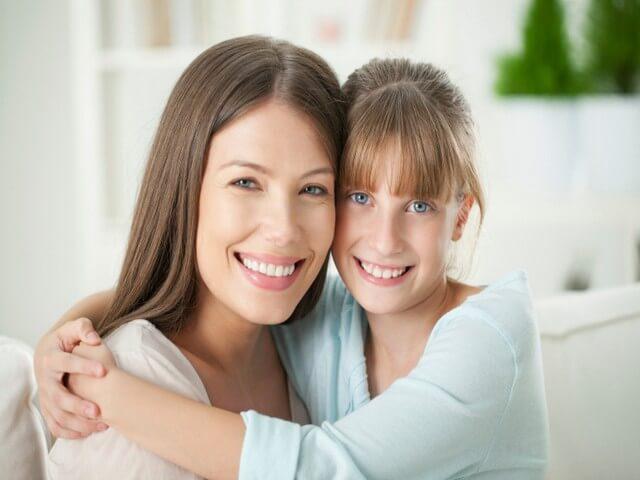 Знакомства Мама Дочь