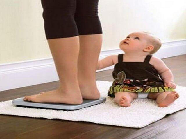 Как похудеть после родов и остаться здоровой