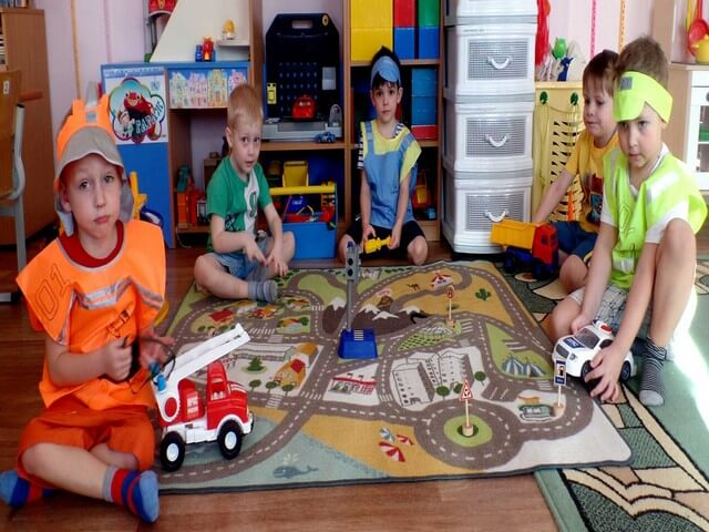 Детская дорожная служба
