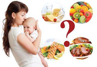 Особенности питания женщины
