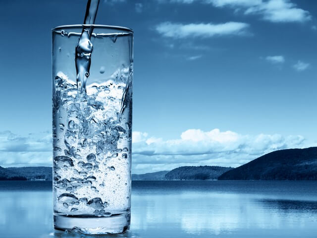 Зараженная вода