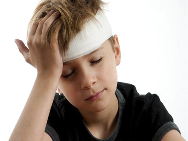 Сотрясение мозга у детей симптомы и лечение