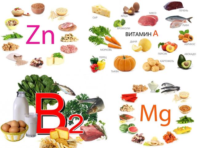 Различные продукты